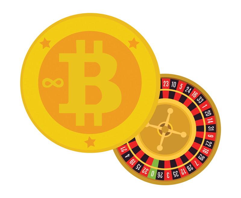 仮想通貨とオンラインカジノ